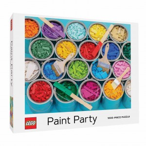 Lego - Paint Party - Puzzle 1000