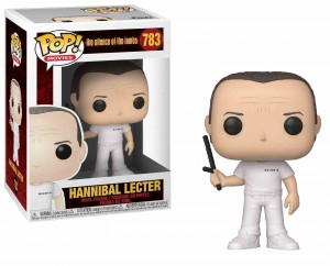 Funko POP Silence of the Lambs - Hannibal Lecter # 787