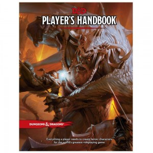 Dungeons & Dragons - Player's Handbook (5 ed)