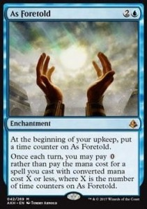 As Foretold (Amonkhet)