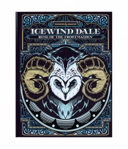 Dungeons & Dragons - Icewind Dale - Rime of the Frostmaiden (5 ed) - LIMITED