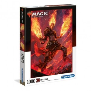 Magic the Gathering - Chandra - Puzzle 1000