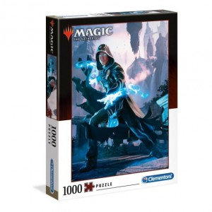 Magic the Gathering - Jace - Puzzle 1000