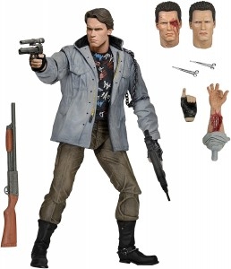 Terminator - T-800 Tech Noir Ultimate Deluxe Action Figure