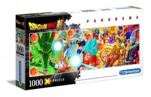 Dragon Ball Panorama - Puzzle 1000