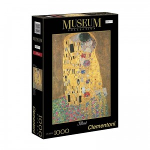 Museum Collection - Klimt - The Kiss - Puzzle 1000