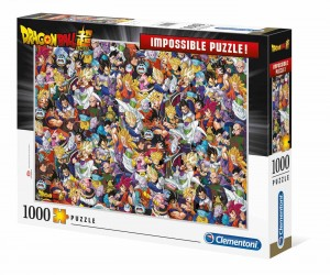 Impossible Puzzle - Dragon Ball - Puzzle 1000