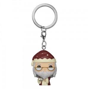 Harry Potter - Holiday Albus Dumbledore - Brelok Pocket POP