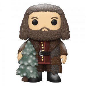Funko POP - Harry Potter - Holiday Rubeus Hagrid # 126