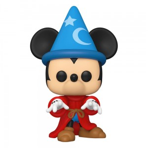 Funko POP - Disney - Fantasia - Sorcerer Mickey # 990