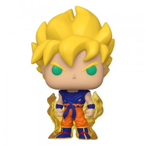 Funko POP Dragon Ball - Super Saiyan Goku first Appearance # 860