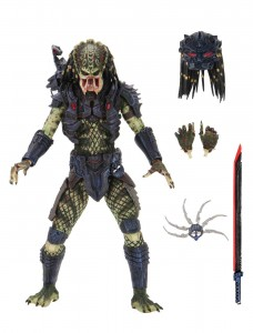 Predator 2 - Ultimate Lost Predator Action Figure