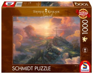 Thomas Kinkade - The Cross - Puzzle 1000