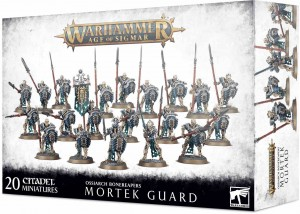 Ossiarch Bonereapers - Mortek Guard - AoS