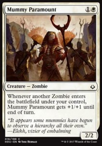 Mummy Paramount (Hour of Devastation)