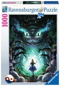 Alice in Wonderland - Adventure with Alice - Puzzle 1000 - PRE ORDER