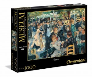 Museum Collection - Renoir - Dance at Le Moulin de la Galette - Puzzle 1000