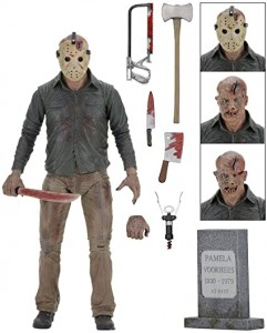 Friday The 13th Part 4 The Final Chapter - Jason Voorhees Ultimate Action Figure