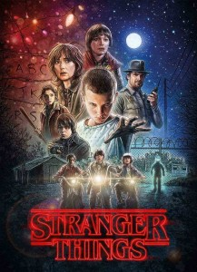 Stranger Things - Sezon 1 - Puzzle 1000