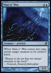 Man-o\'-War (DD: Jace vs Chandra)