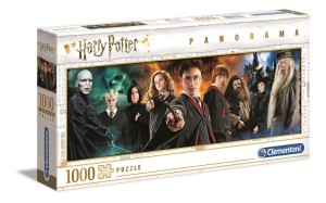 Harry Potter Panorama - Puzzle 1000