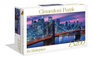 HQ The Masterpiece - New York - Puzzle 13200
