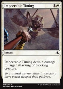 Impeccable Timing (Amonkhet)
