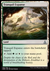 Tranquil Expanse (Oath of the Gatewatch)