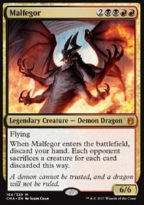 Malfegor (Commander Anthology 2017)