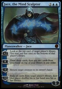 Jace, the Mind Sculptor - FOIL (FtV: 20)