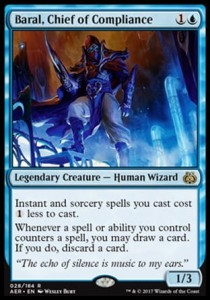 Baral, Chief of Compliance (Aether Revolt)