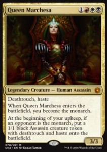 Queen Marchesa (Conspiracy II)