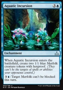 Aquatic Incursion (Rivals of Ixalan)