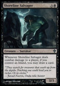 Shoreline Salvager (Worldwake)