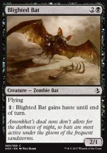 Blighted Bat (Amonkhet)