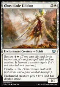 Ghostblade Eidolon (Commander 2015)