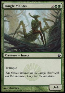 Tangle Mantis (Mirrodin Besieged)