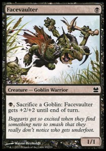 Facevaulter (Modern Masters)