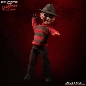 Nightmare on Elm Street - Freddy Krueger - Living Dead Dolls