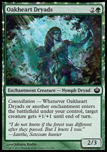 Oakheart Dryads (Journey Into Nyx)