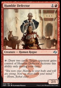 Humble Defector (Fate Reforged)