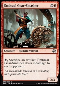 Embraal Gear-Smasher (Aether Revolt)