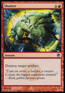 Shatter (Scars of Mirrodin)