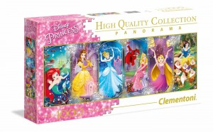 Panorama - Disney - Princess - Puzzle 1000