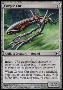 Corpse Cur (Scars of Mirrodin)