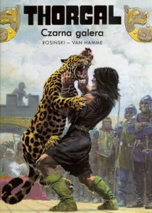 Thorgal - Tom 4 - Czarna Galera