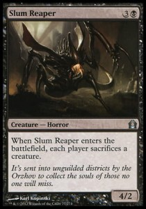 Slum Reaper (Return to Ravnica)
