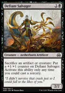 Defiant Salvager (Aether Revolt)