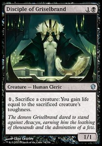 Disciple of Griselbrand (Commander 2013)