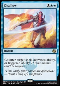 Disallow (Aether Revolt)